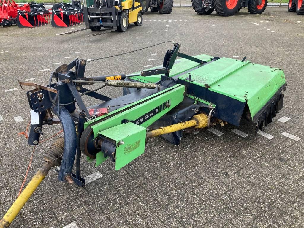 Deutz Fahr KM 2.19 S maaier, Mower-conditioners, Agriculture