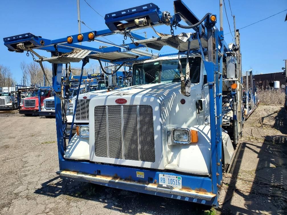 10362 Peterbilt 365, Car Haulers, Trucks and Trailers