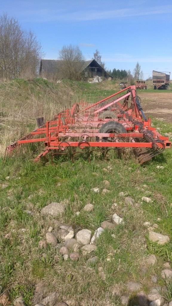 Same K-12S, Kultivaatorid, Põllumajandus