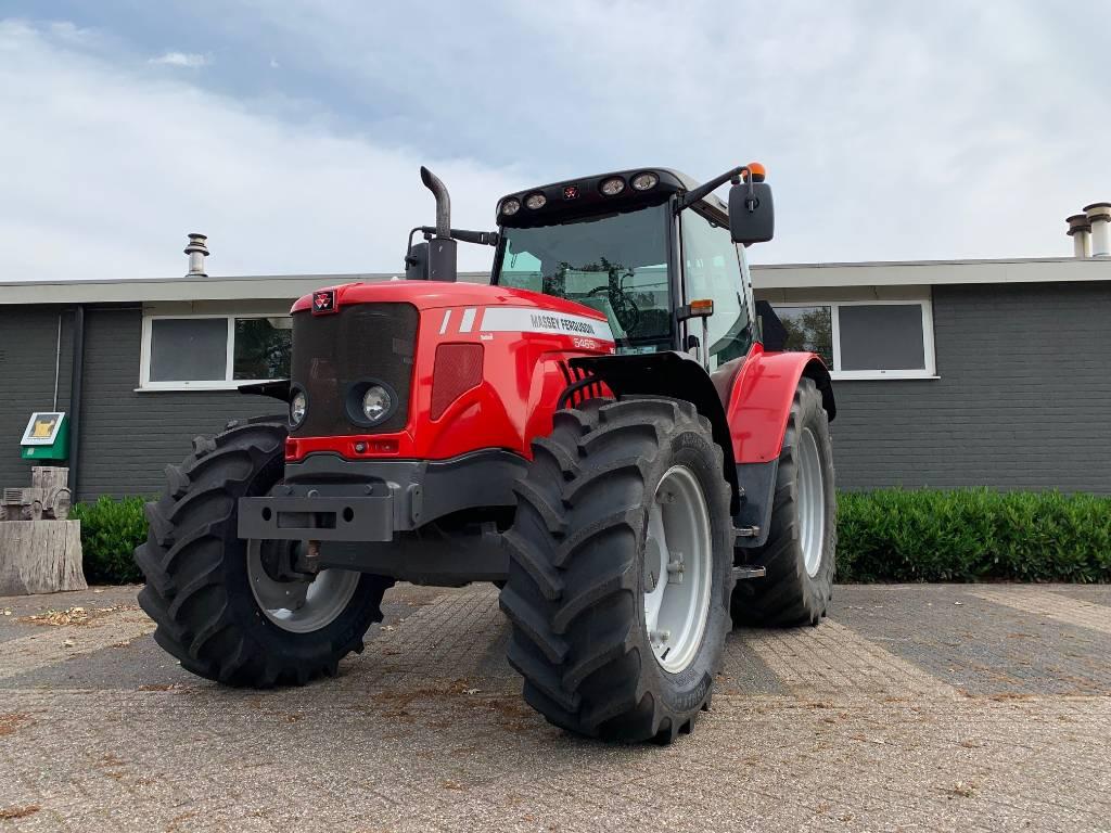 Massey Ferguson 5465 Dyna-4, Tractoren, Landbouw