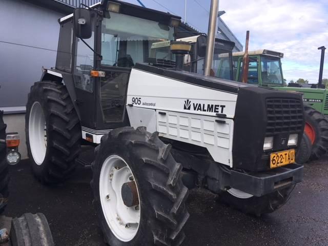 Valmet 905-4 GLOX, Traktorit, Maatalouskoneet