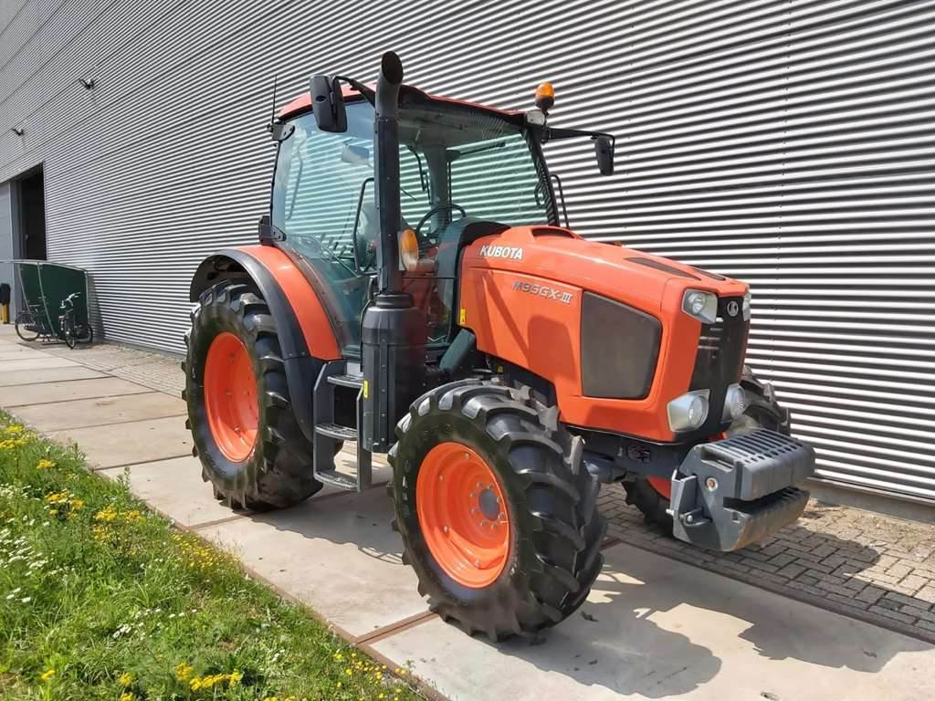 Kubota M95GXIII, Tractors, Agriculture