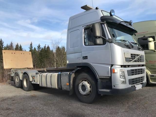 Volvo FM13 440 6x2 46, Vetopöytäautot, Kuljetuskalusto