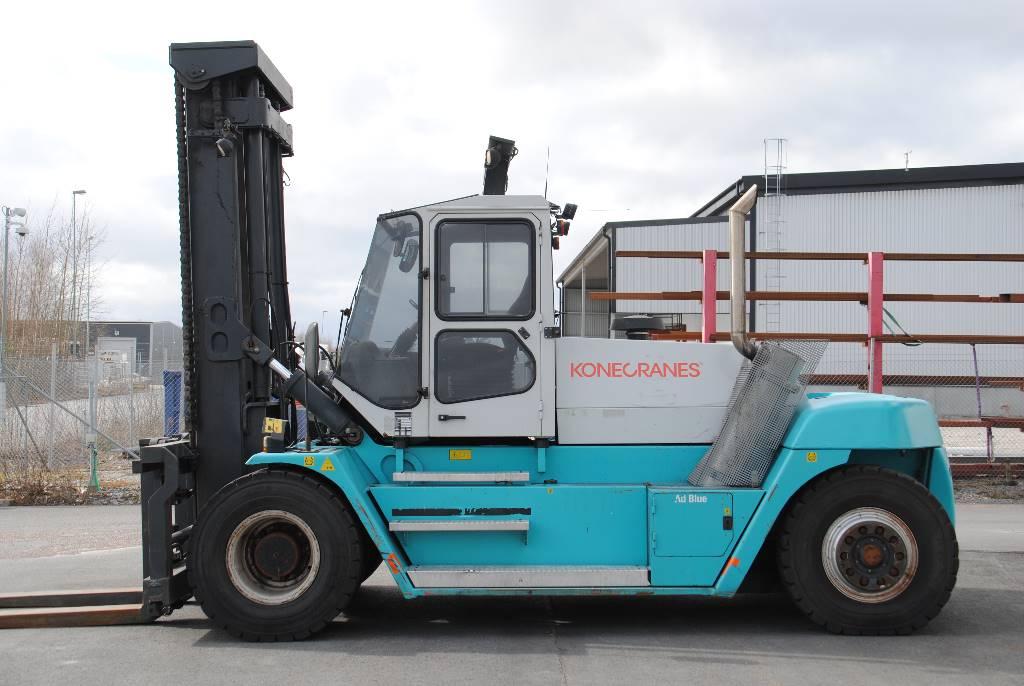 SMV 16-1200B, Dieselmotviktstruckar, Materialhantering