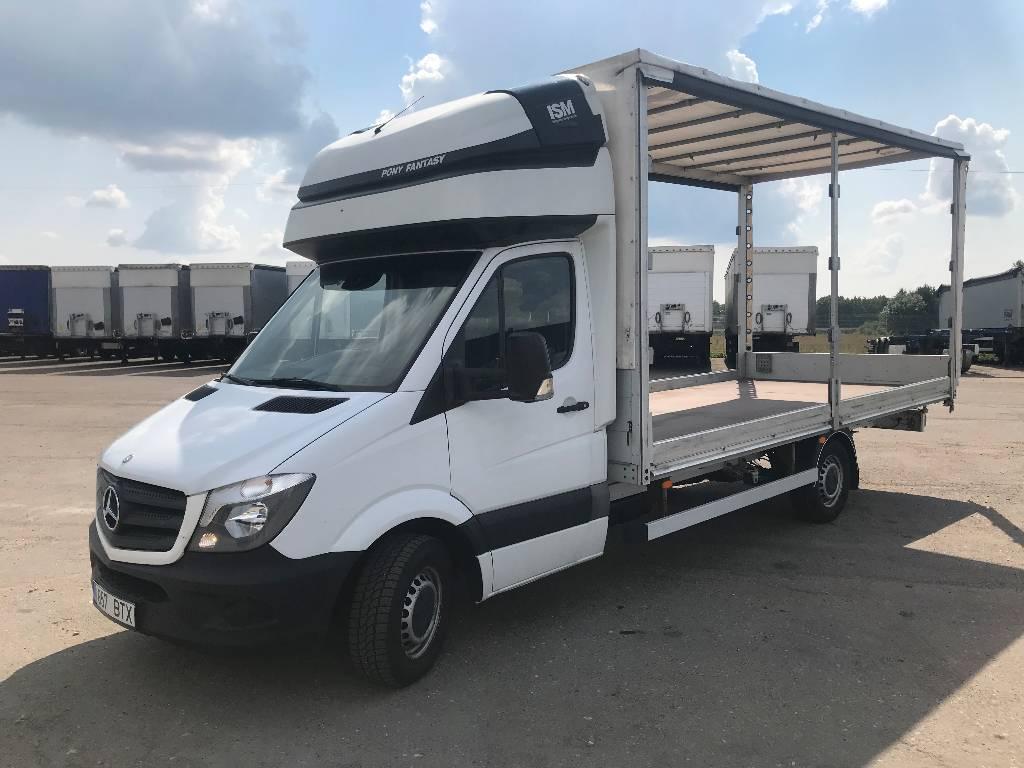 Mercedes-Benz Sprinter 316 CDI, Furgoonautod, Transport
