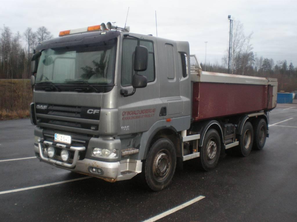 DAF CF 85.510 FAD 8x4, Dump Trucks, Trucks and Trailers