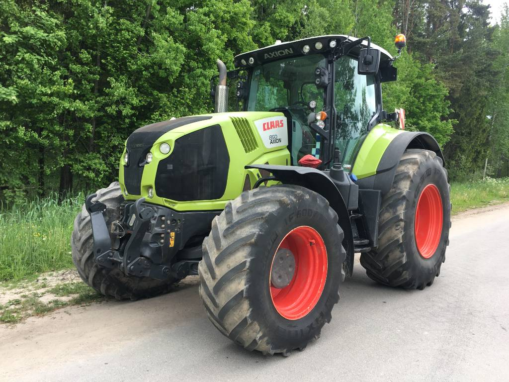 CLAAS Axion 850 Cmatic, Tractors, Agriculture
