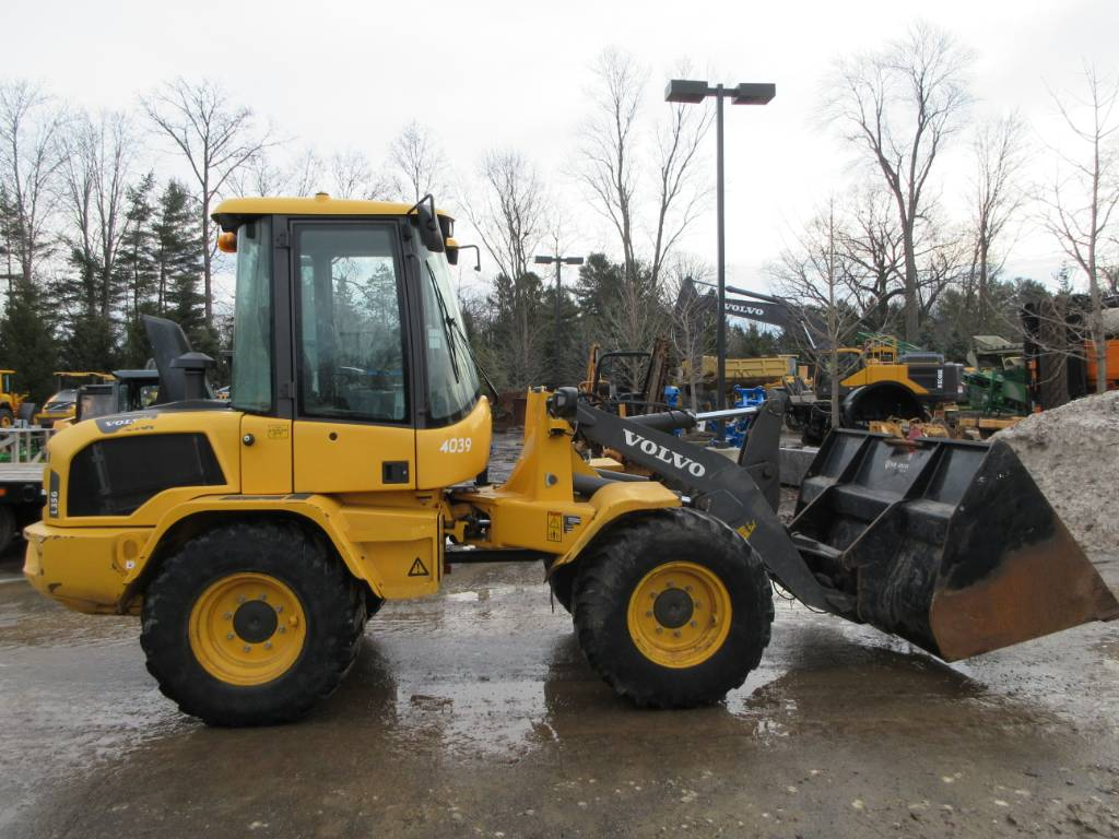 Volvo L35 GS, Compact Wheel Loaders, Construction Equipment