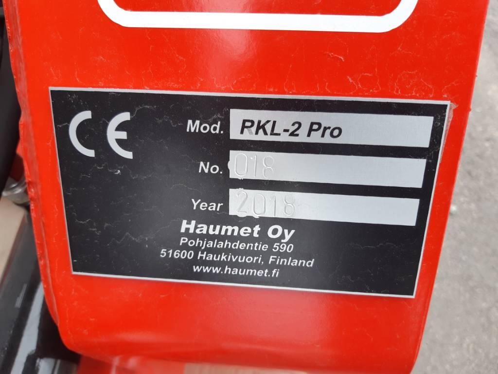 [Other] Muut Haumet PKL-2 Pro paalinkantolaite 3-piste, Paalinkäsittelykoneet, Maatalous