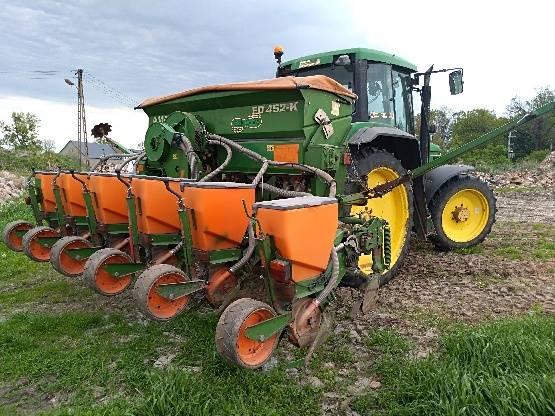 Amazone ED 452 K, Siewniki, Maszyny rolnicze