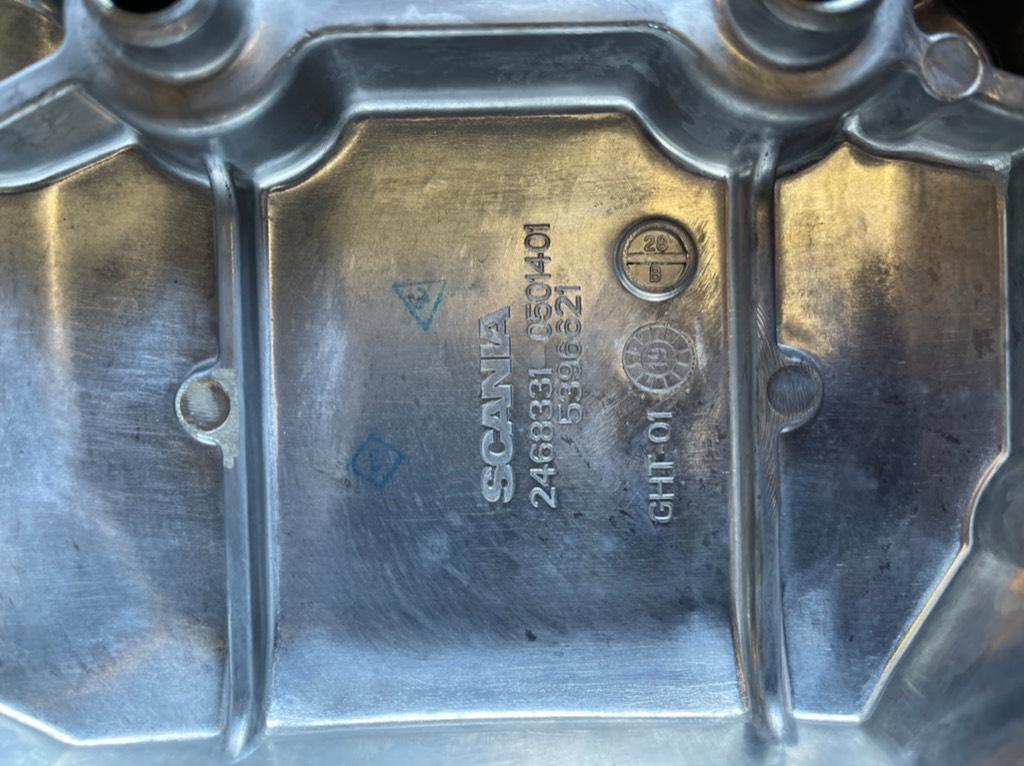 Scania DC07 VENTIL DÆKSEL ( P/N: 2468331), Motorer, Transport