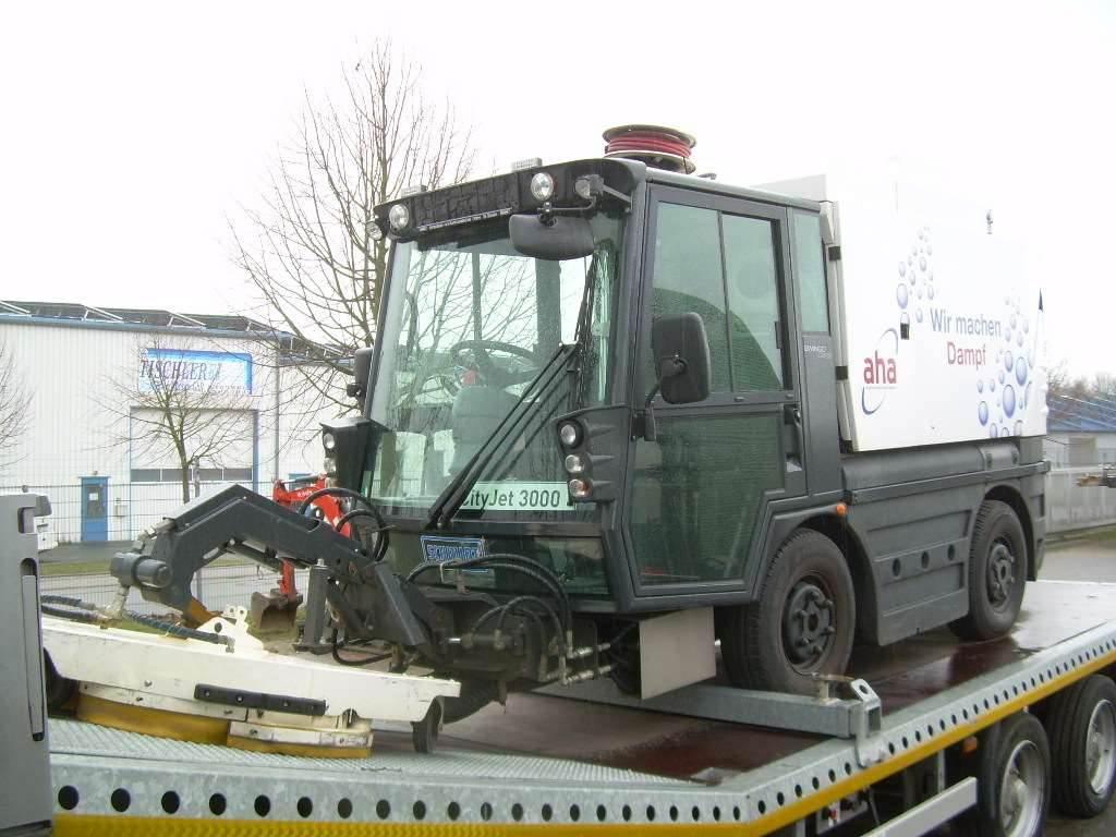 aebi schmidt cityjet 3000 - warehouse equipment