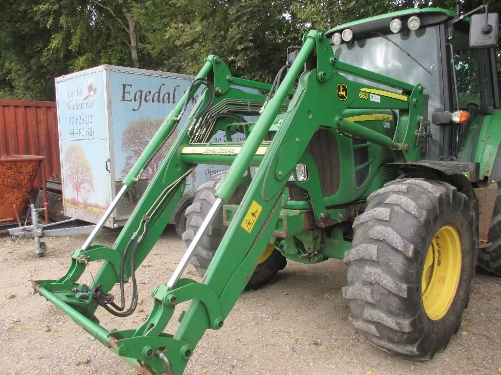 John Deere 6430 TLS, Traktorer, Landbrug