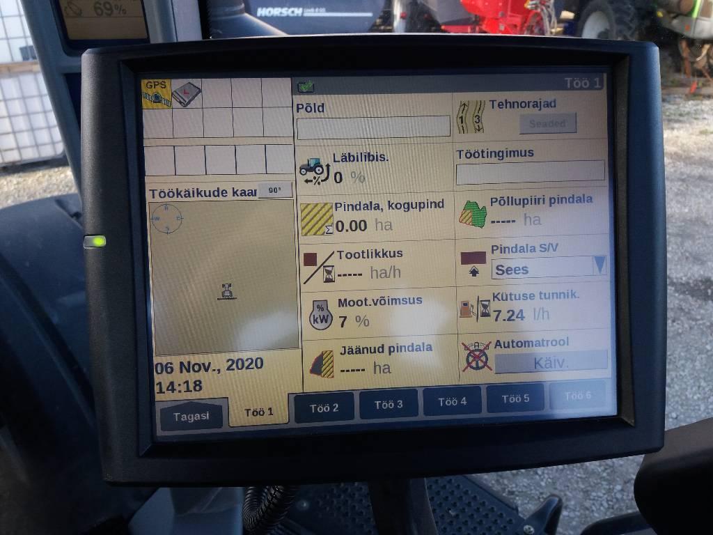 New Holland T 8.410, Сельскохозяйственные тракторы, Сельхозтехника