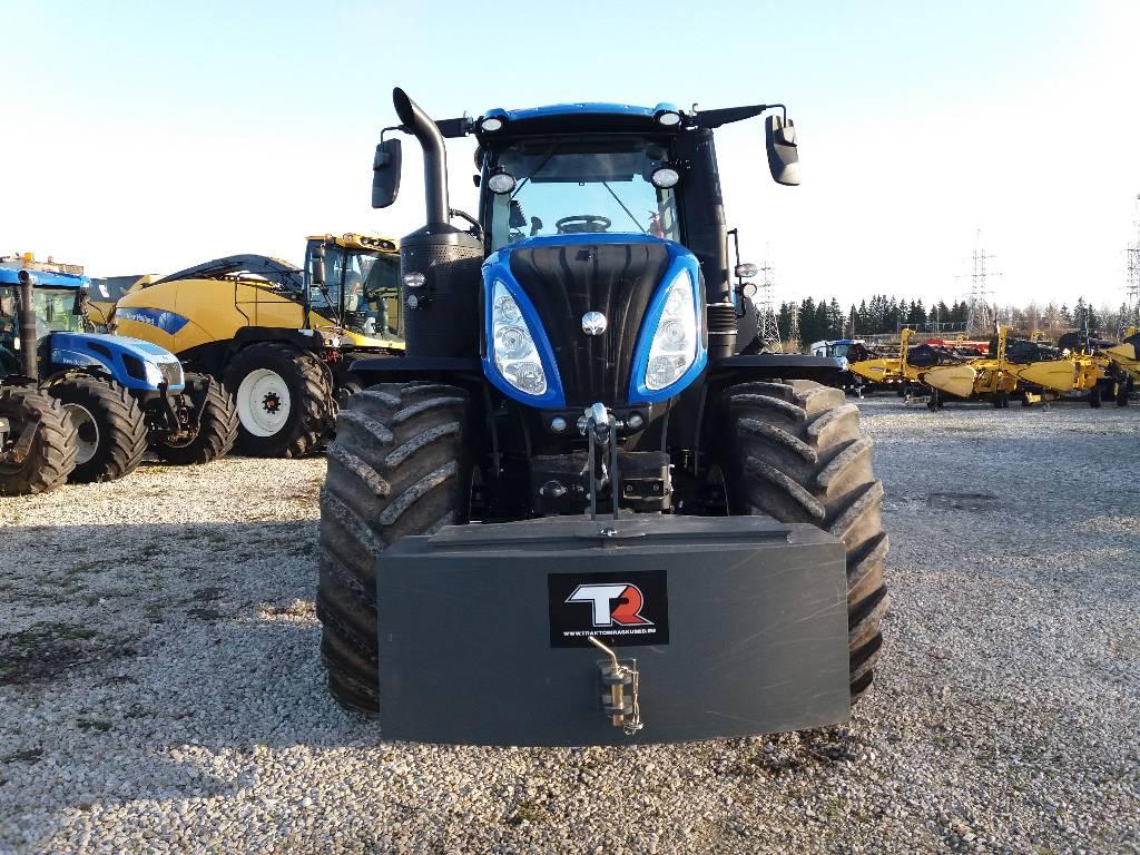 New Holland T 8.410, Traktorid, Põllumajandus
