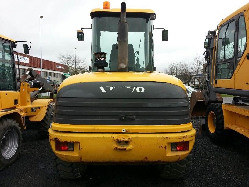 Volvo L 45 B, Wheel Loaders, Construction Equipment
