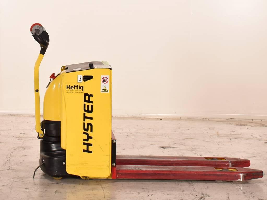 Hyster P2.0HL, Pedestrian stacker, Material Handling