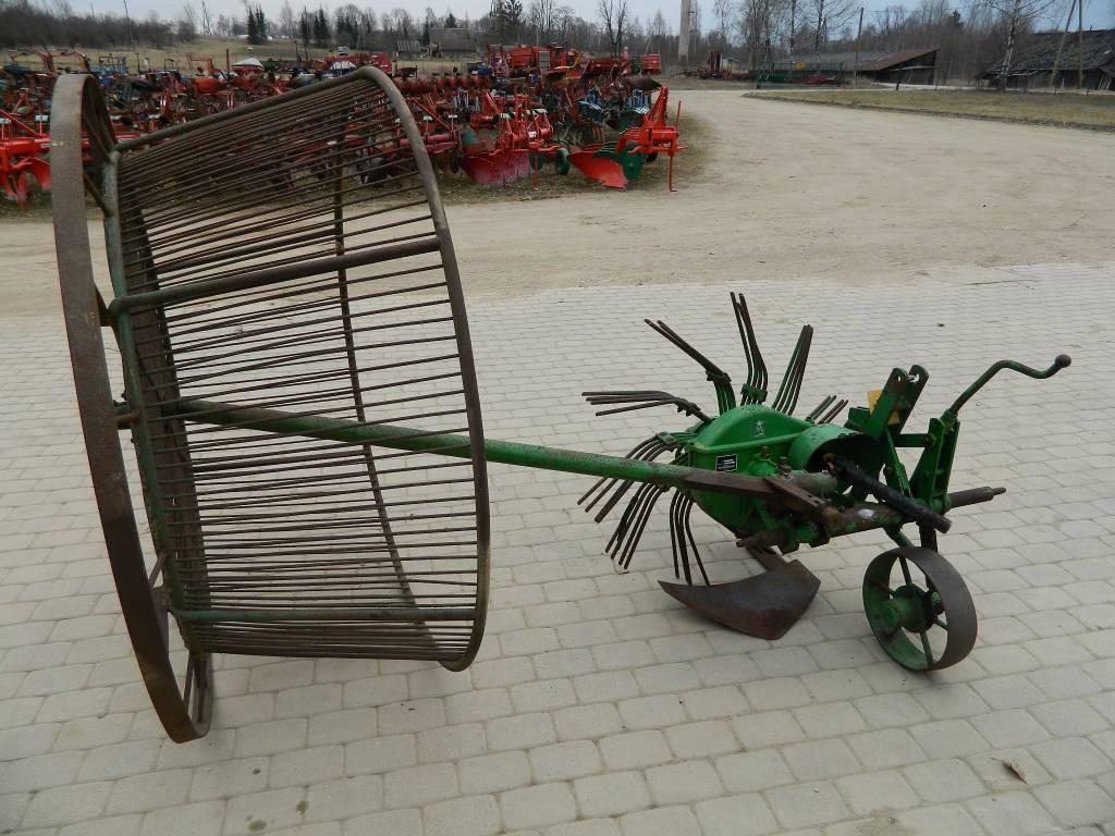 Bolinder-Munktell, Kartupeļu kombaini, Lauksaimniecība