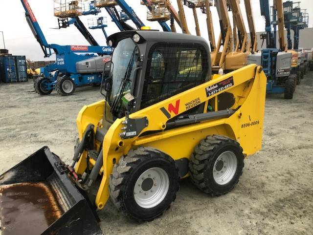 Wacker Neuson sw16, Skid steer, Products
