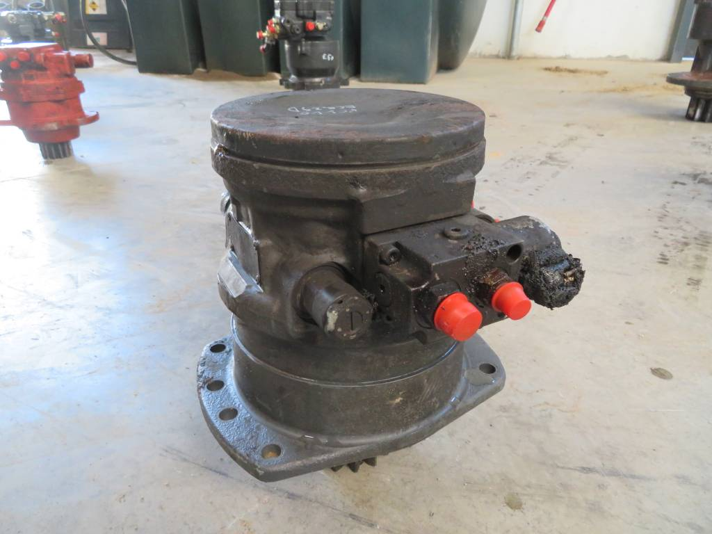 Volvo ECR 25 D, Hydraulics, Bouw