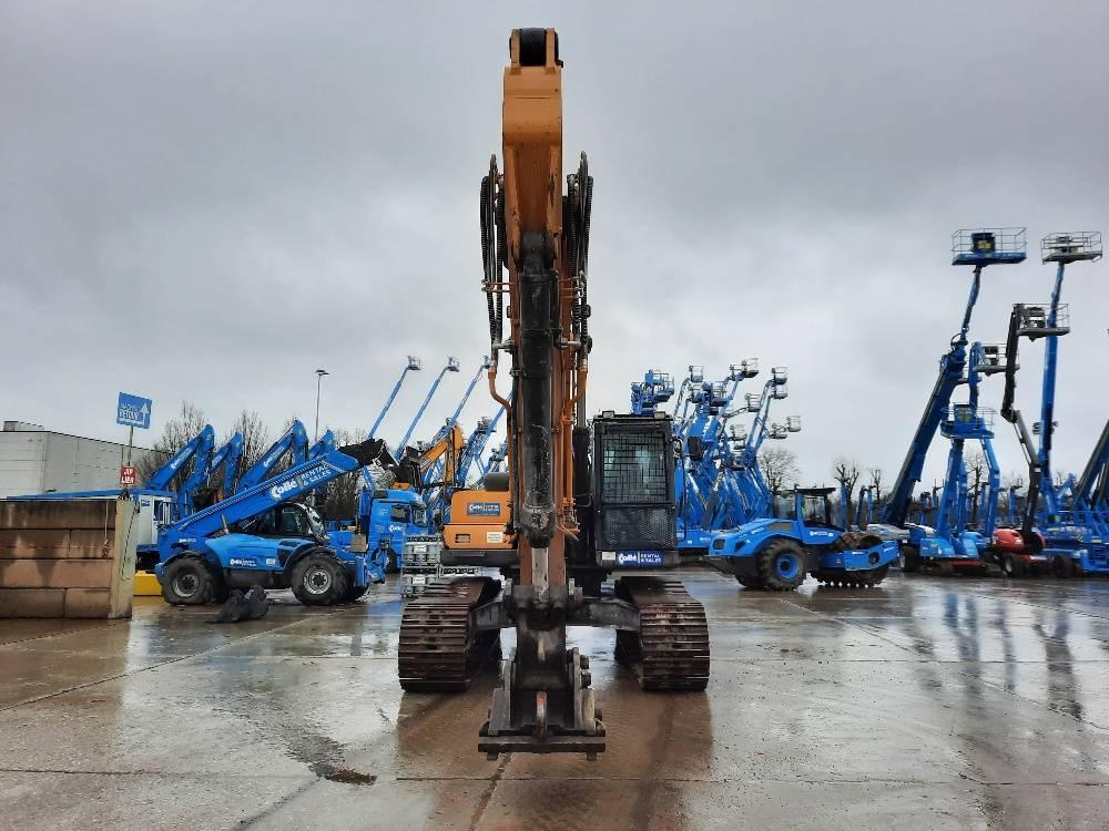 Sany SY 335 C, Rupsgraafmachines, Bouw
