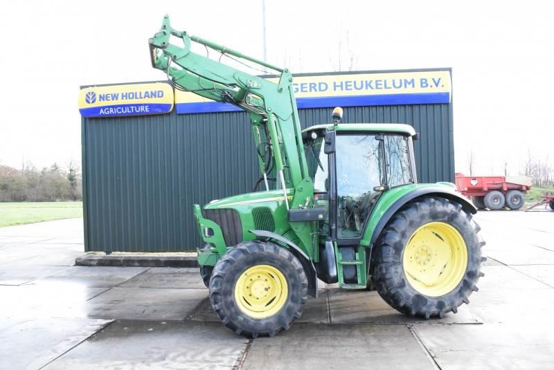 John Deere 6320, Tractoren, Landbouw