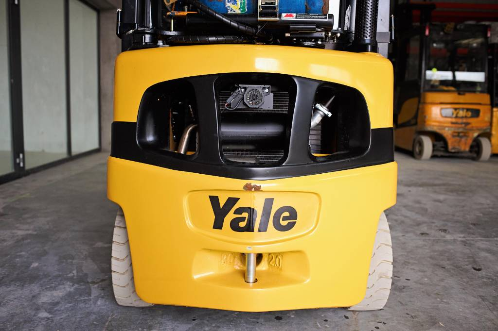 Yale GLP20SVX, LPG counterbalance Forklifts, Material Handling