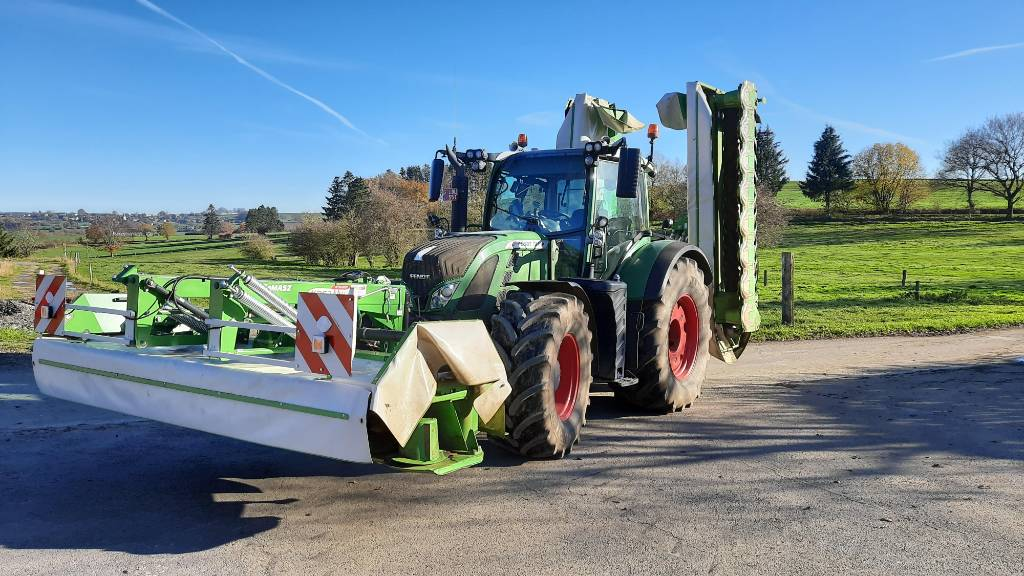 Samasz KDD 941W + KDF 341W, Faucheuse-conditionneuse, Agricole