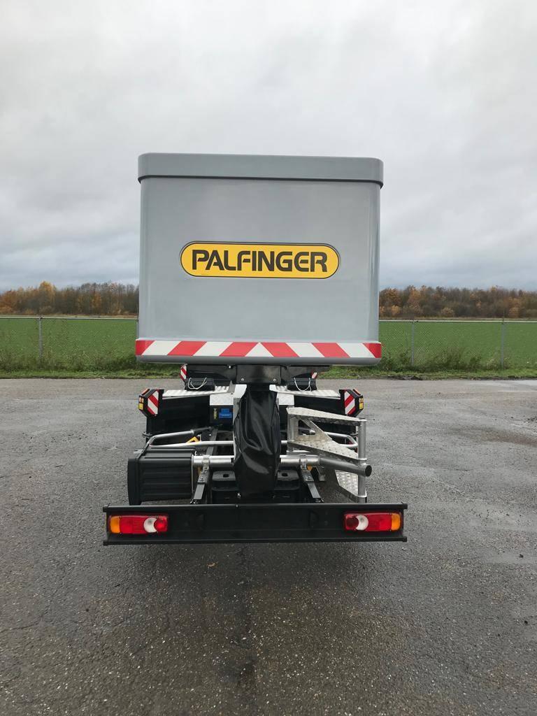 Palfinger P 200 T X E (closed basket), Auto hoogwerkers, Bouw
