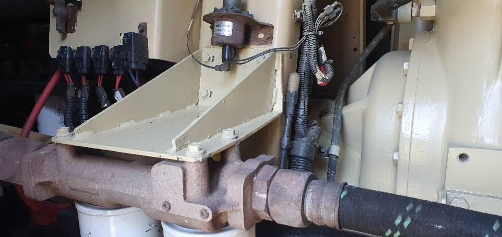 Ingersoll Rand HP 1300 IQ, Compresores, Construcción