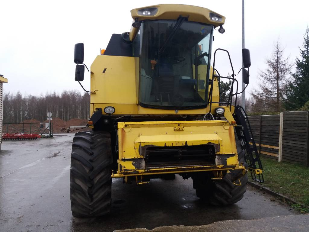 New Holland TC 5080 RS, Kombainid, Põllumajandus