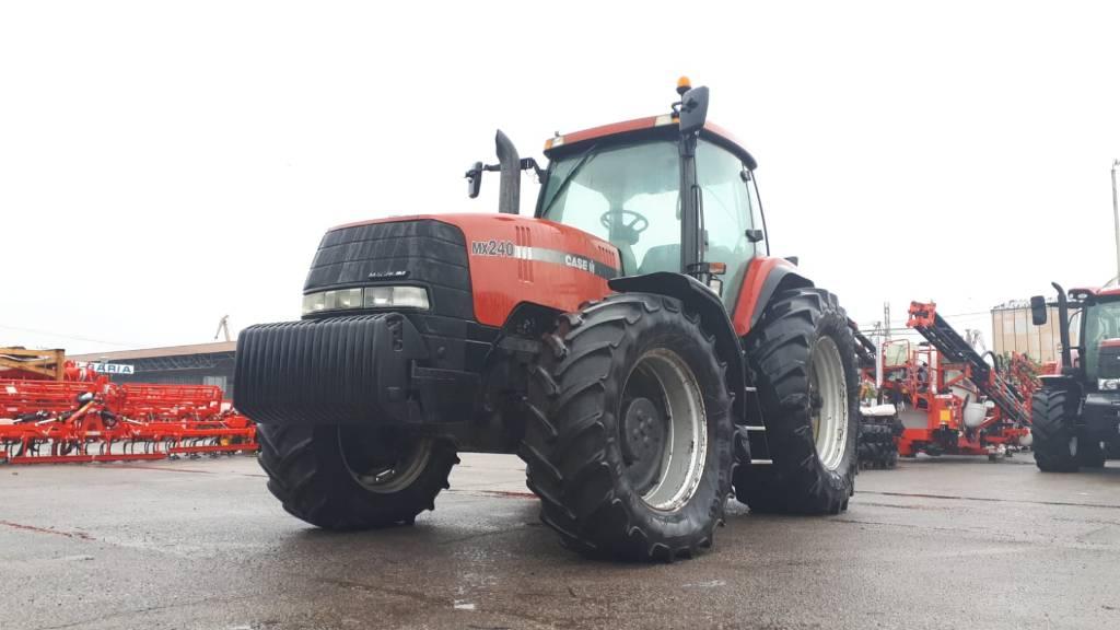 Case IH MX 240, Tractoare, Utilaje agricole