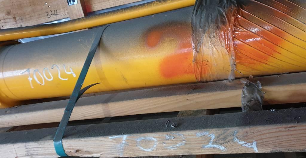Hyundai Boom Cylinder LH - Robex 320 LC-7, 31N9-50121, Hydraulics, Construction