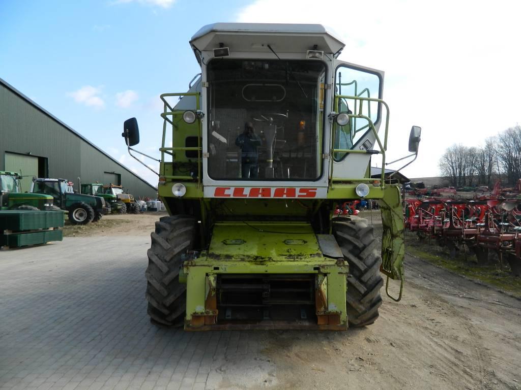 CLAAS Dominator 86, Ražas novākšanas kombaini, Lauksaimniecība