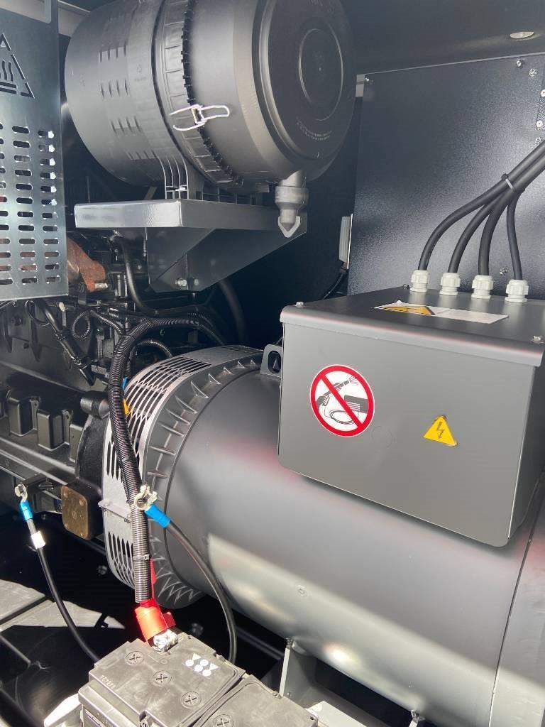 Atlas Copco QIS 215 - 215 kVA Generator - DPX-19410, Diesel generatoren, Bouw