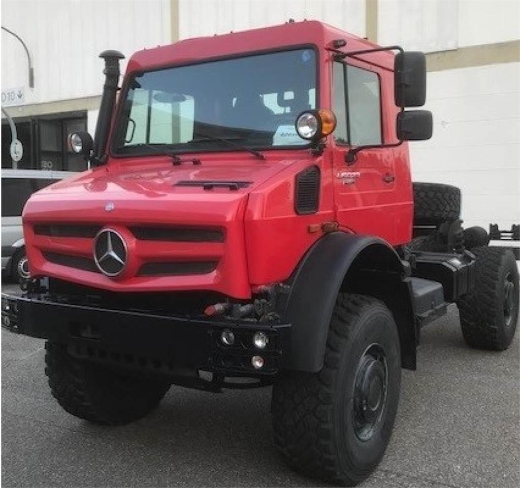 Mercedes-Benz Unimog U 5023 UHE, Andere Fahrzeuge, LKW/Transport