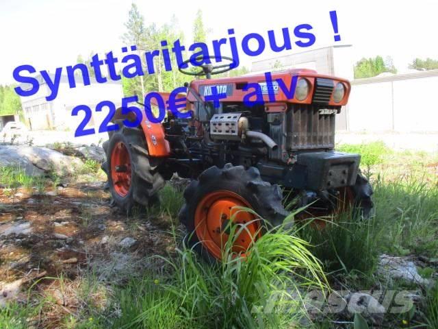 Kubota * B6000 4x4 puutarhatraktori Synttärierä !, Traktorit, Maatalous