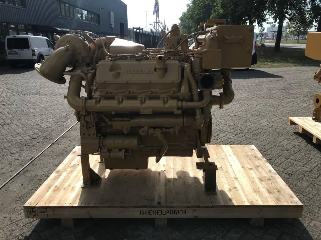 Caterpillar Rebuild - 3408 - 456HP  1800RPM - 99U, Marine Applications, Construction