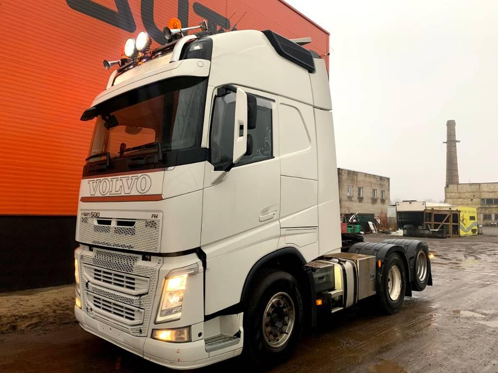 Volvo FH500 6x2 Retarder, Conventional Trucks / Tractor Trucks, Trucks and Trailers
