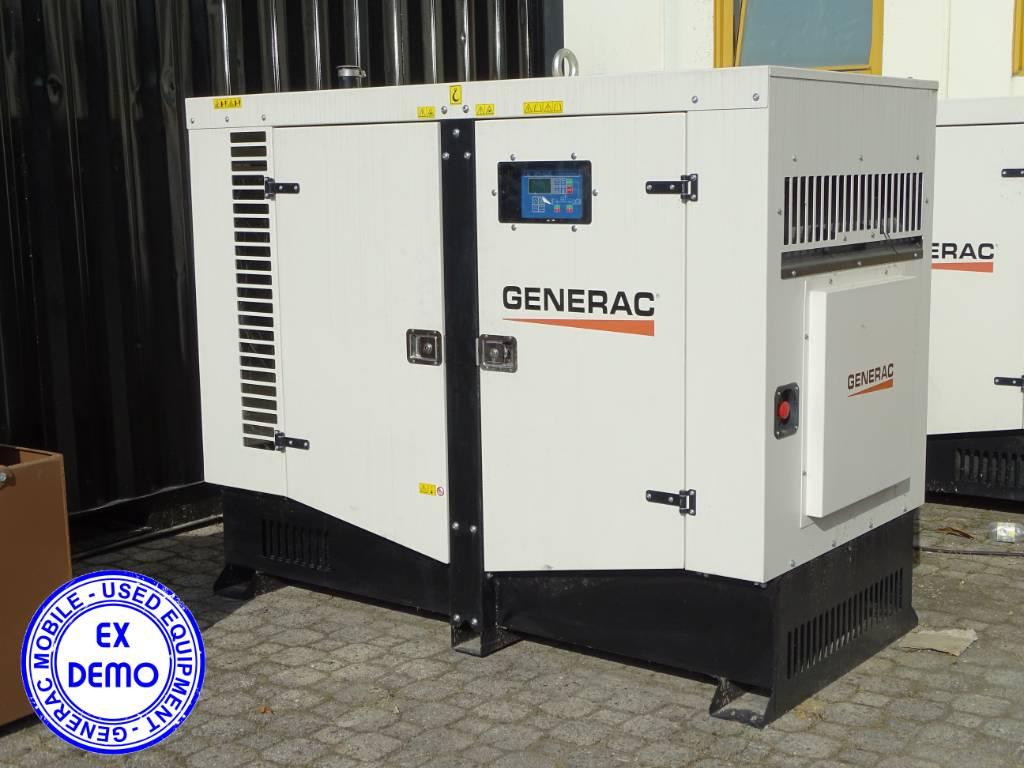 Generac Mobile CDG 30FL, Diesel Generators, Construction