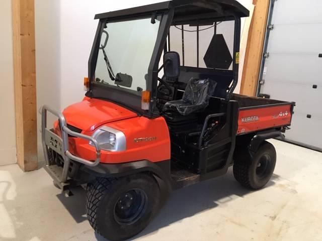 Kubota RTV900W W, Traktorit, Maatalouskoneet