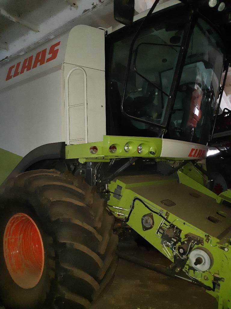 CLAAS Lexion 660, Derliaus nuėmimo kombainai, Žemės ūkis