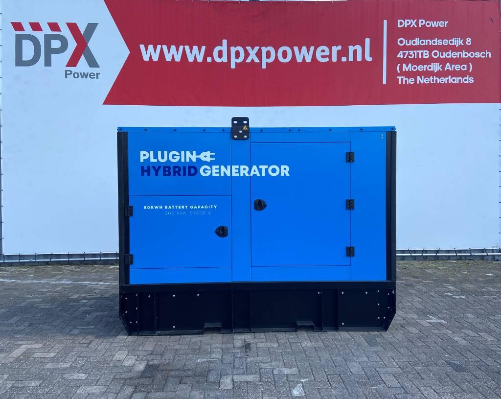 Perkins 904J-E36TA - 200 kVA Hybrid Generator - DPX-99751, Diesel generatoren, Bouw