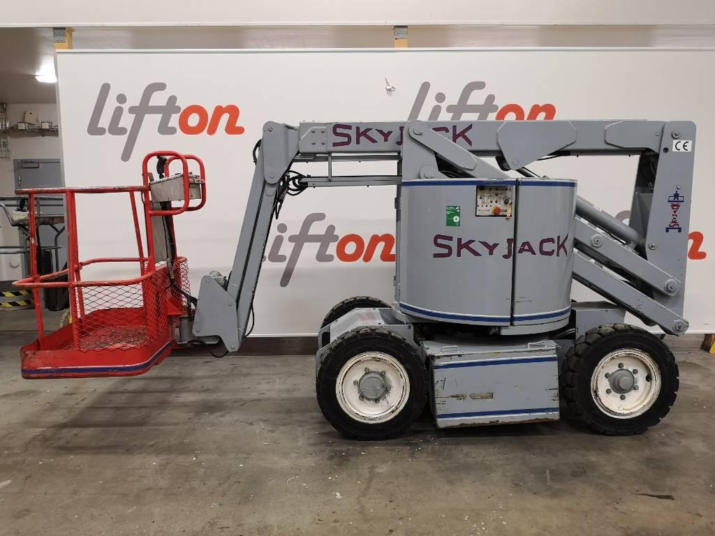 SkyJack SJ KB 33 N, Bomliftar, Entreprenad