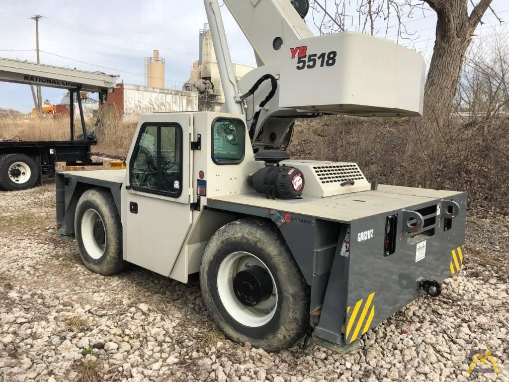 Grove YB 5518, Crane Parts and Equipment, Construction Equipment