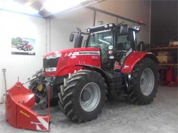 Massey Ferguson 7618 D6 Eff, Tractoren, Landbouw