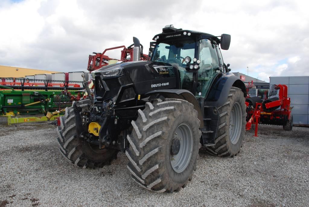 Deutz-Fahr AGROTRON TTV7250 Warrior, Traktorid, Põllumajandus
