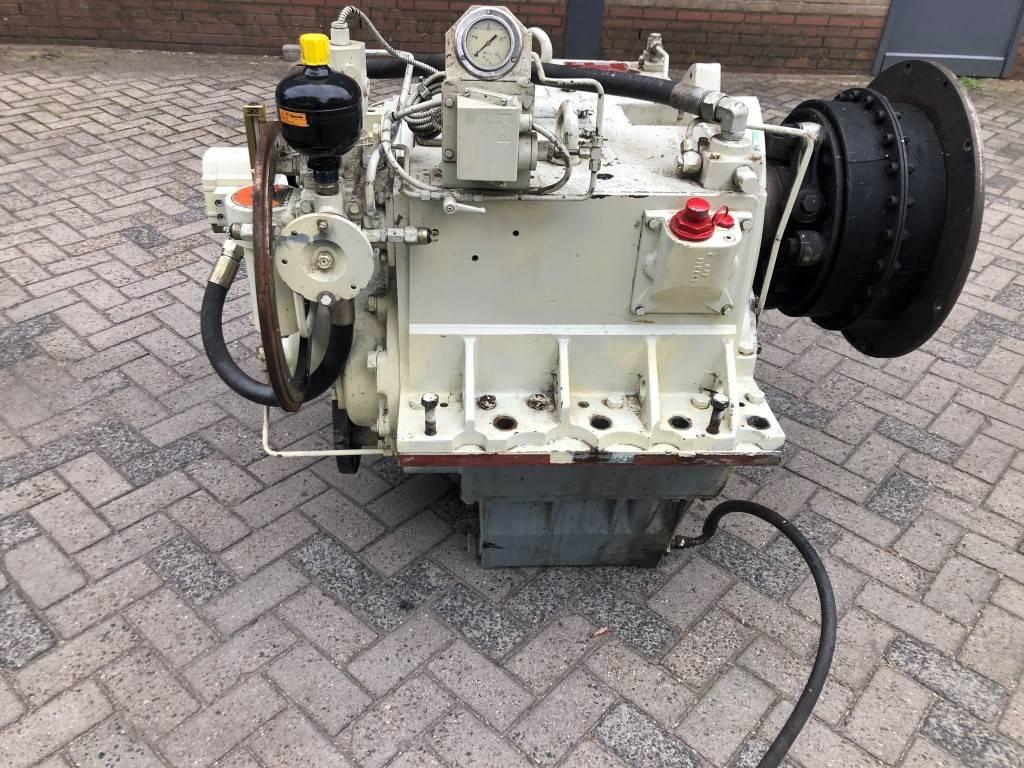 Masson RSD571 3.73:1, Transmissions, Construction