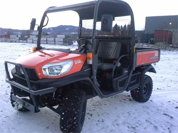 Kubota RTV-X900, Traktorer, Landbruk