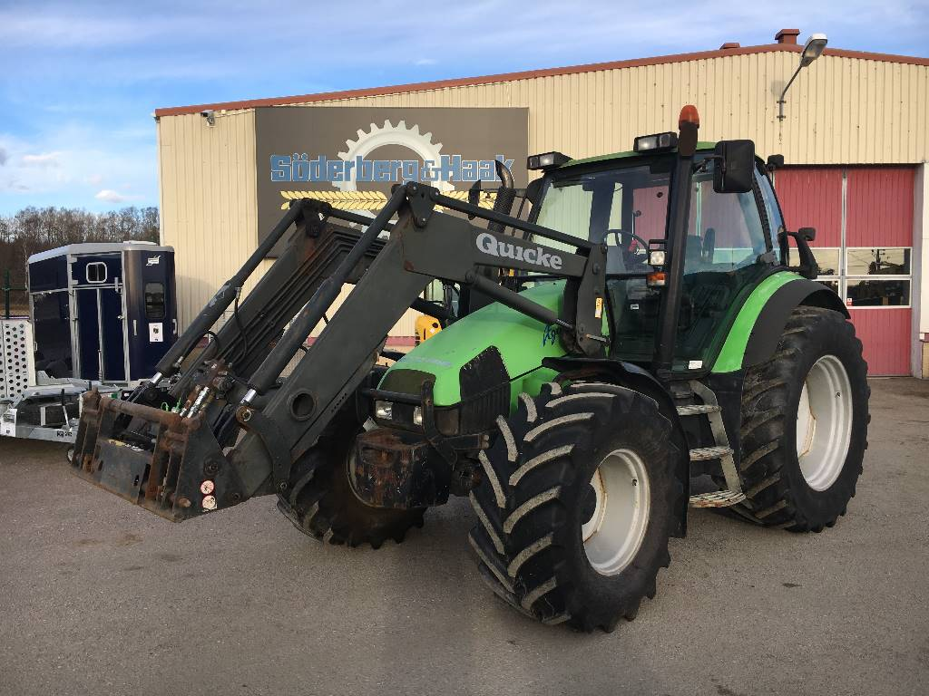 Deutz-Fahr AGROTRON 110, Traktorer, Lantbruk